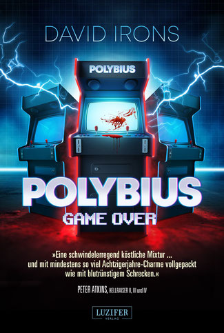 David Irons - Polybius-Game Over