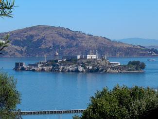 """Gefängnis Insel """"Alcatraz"""""""