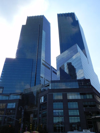 Das Time Warner Center