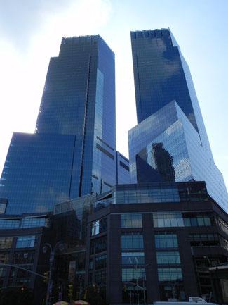 Das Time Warner Center