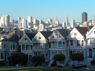 "Die ""Painted Ladies"""