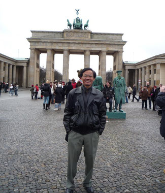 Berlin, Dec 2008