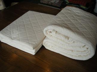 パシ-マは週に一度の洗濯で快適睡眠できます!