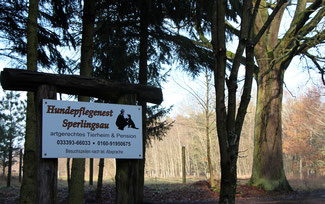 Hundepflegenest Sperlingsau