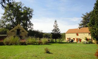 un gîte en Périgord noir entre rivières Vézère et Dordogne, près de Sarlat