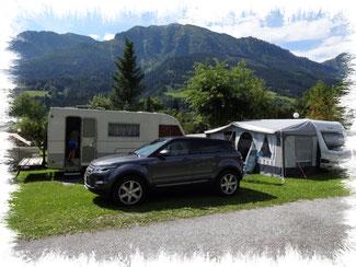 Camping Sonnenterrasse