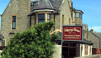 Lossiemouth / B&B Skerry Brae