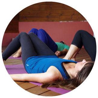 Laurane Ruaux Ile de la Réunion 974 Yin Yoga enseignante Yoga