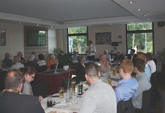 FDP-Parteitag berät engagiert über Gründerkultur.