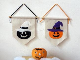 Décorations pour Halloween à suspendre