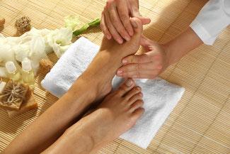 Wellnesspaket als komplettes Fußpflegeprogramm - SEO