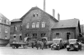 Milchanlieferung 1930