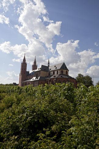 Liebfrauenstift - picture (c) Deutsches Wein Institut