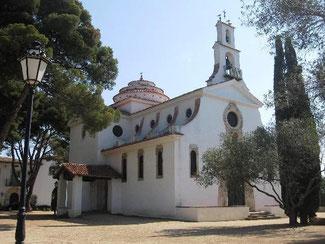 Церковь в Сагаро Бель, Ла Гавина, Испания