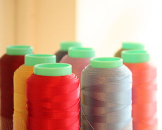 レザー用 糸
