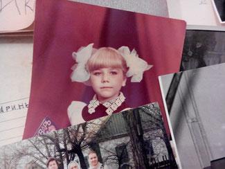 Дитяче фото Маринки Брацило
