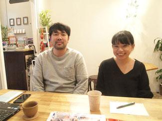 Beehive Hostel Osaka ご夫婦で。