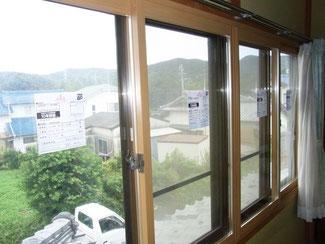 湖西市Y様内窓設置