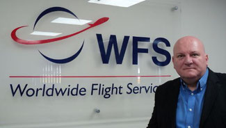 Paul Carmody heads WFS in the UK  -  company courtesy