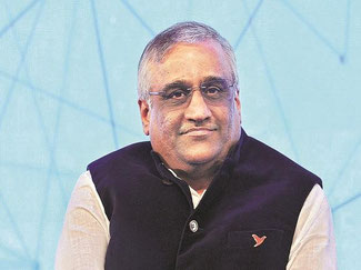 Future Retail founder and CEO Kishore Biyani  - company courtesy