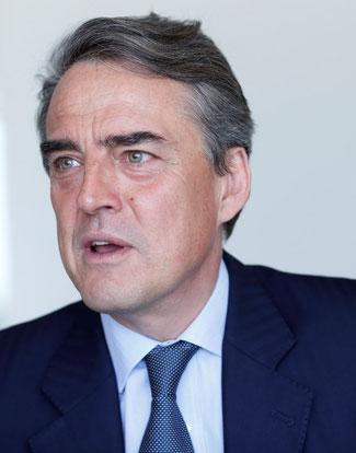 Alexandre de Juniac - Image courtesy of IATA