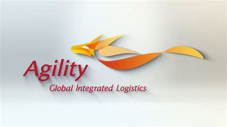 Kuwait-based Agility's business is thriving, states the logistics service provider  -  illustrations: company courtesy