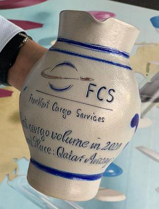 A Bembel for the best! Image: FCS