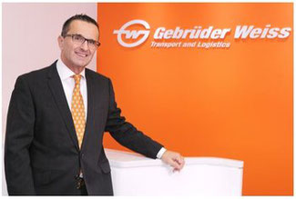 From Austria to Australia. Michael Zankel, Regional Manager East Asia/Oceania Image: Gebrüder Weiss