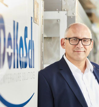 DoKaSch Temperature-Solutions is well represented in the USA, states MD Andreas Seitz (photo), managing 3 ULD depots nationwide  -  company courtesy