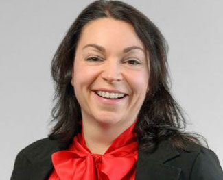 CEO Christina Foerster succeeded Bernard Gustin, former helmsman of Brussels Airlines  -  photo: SN