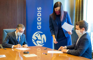 With the acquisition of PEKAES, GEODIS expands its Polish footprint. Image: Geodis