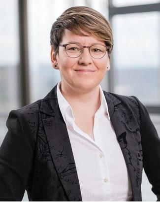 Sabine Hartmann is spokesperson DHL Express & Innovations