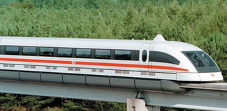 Will the MagLev idea see light? Image: Transrapid