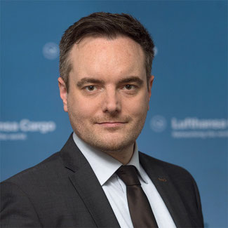 Andreas Pauker is head of Communications at LH Cargo – photo: private