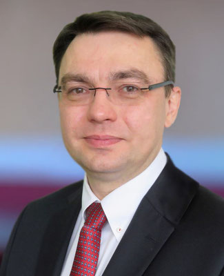Denis Ilin is Deputy CEO International Business of Russia Post – photo: CFG/hs