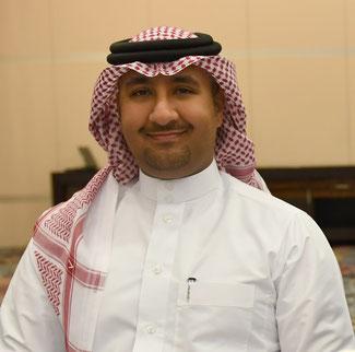 Abdulrahman Al-Mubarak – photo: Saudia Cargo