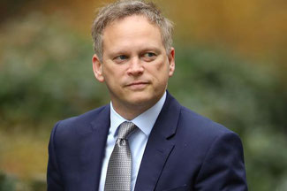 Secretary of Transportation Grant Shapps wants the UK to quit EASA  -  source: Twitter