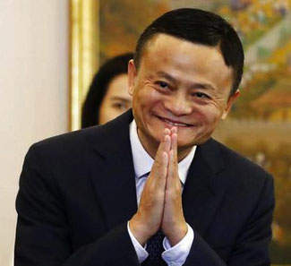 Alibaba's founder Jack Ma expands e-hub concept to Thailand