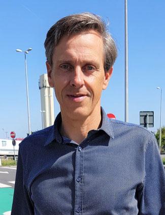 Jean Verheyen is CEO of Belgian IT provider Nallian  -  photo: CFG/hs