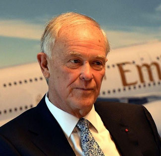 Emirates President Tim Clark doesn't mince his words