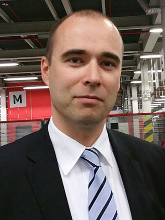 Johannes Jaehn becomes new MD of CargoLogic Germany following Uli Ogiermann in this position  -  photo: hs