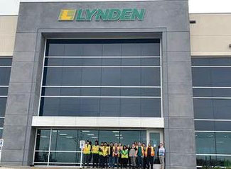 Lynden's new Guelph facility is a flagship location – photos company courtesy