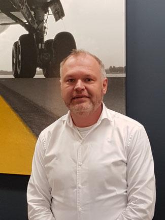 Maarten van As is Managing Director of Air Cargo Netherlands  -  photo ACN