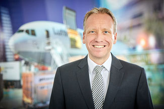 Sao Paulo-based Carsten Hernig is Lufthansa Cargo's head of the Latin America & Caribbean market.