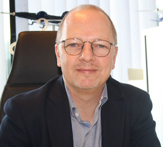 Frank van Gelder and his team have made Pharma Aero one of the most important interest groups in the industry since its inception in 2016  -  photo: hs/CFG