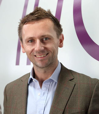 Pictured is Dominic Kennedy, head of Virgin Atlantic Cargo  -  company courtesy