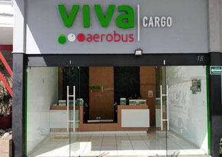 The Mexico City-based budget carrier decided to opened its doors for air freight  -  pictures: Viva Aerobus