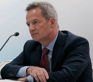 Rupert Hogg stepped down as Cathay Chief