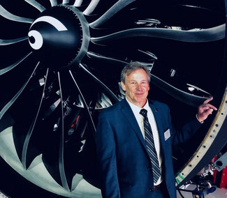 Ted Ingling is general manager for the GE9X engine program. Images courtesy of GE Aviation