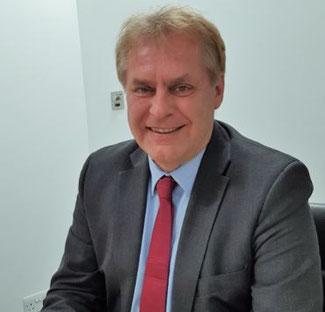 Ulrich Ogiermann heads CargoLogic Germany  -  picture: hs